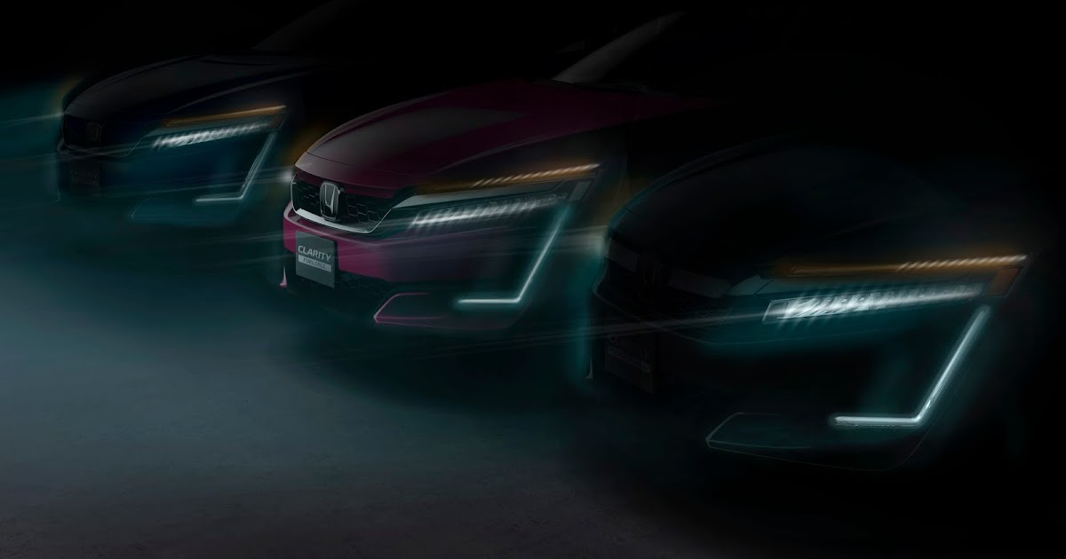 Honda Launches Three Different Variants of Clarity