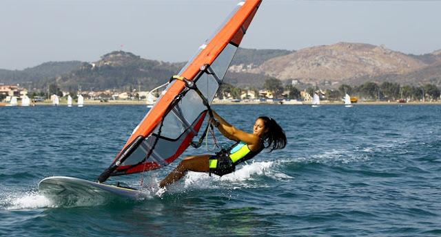 Su Sporları Dendiği Zaman Akla İlk Gelen Spor Dalları - Yelken - Kurgu Gücü