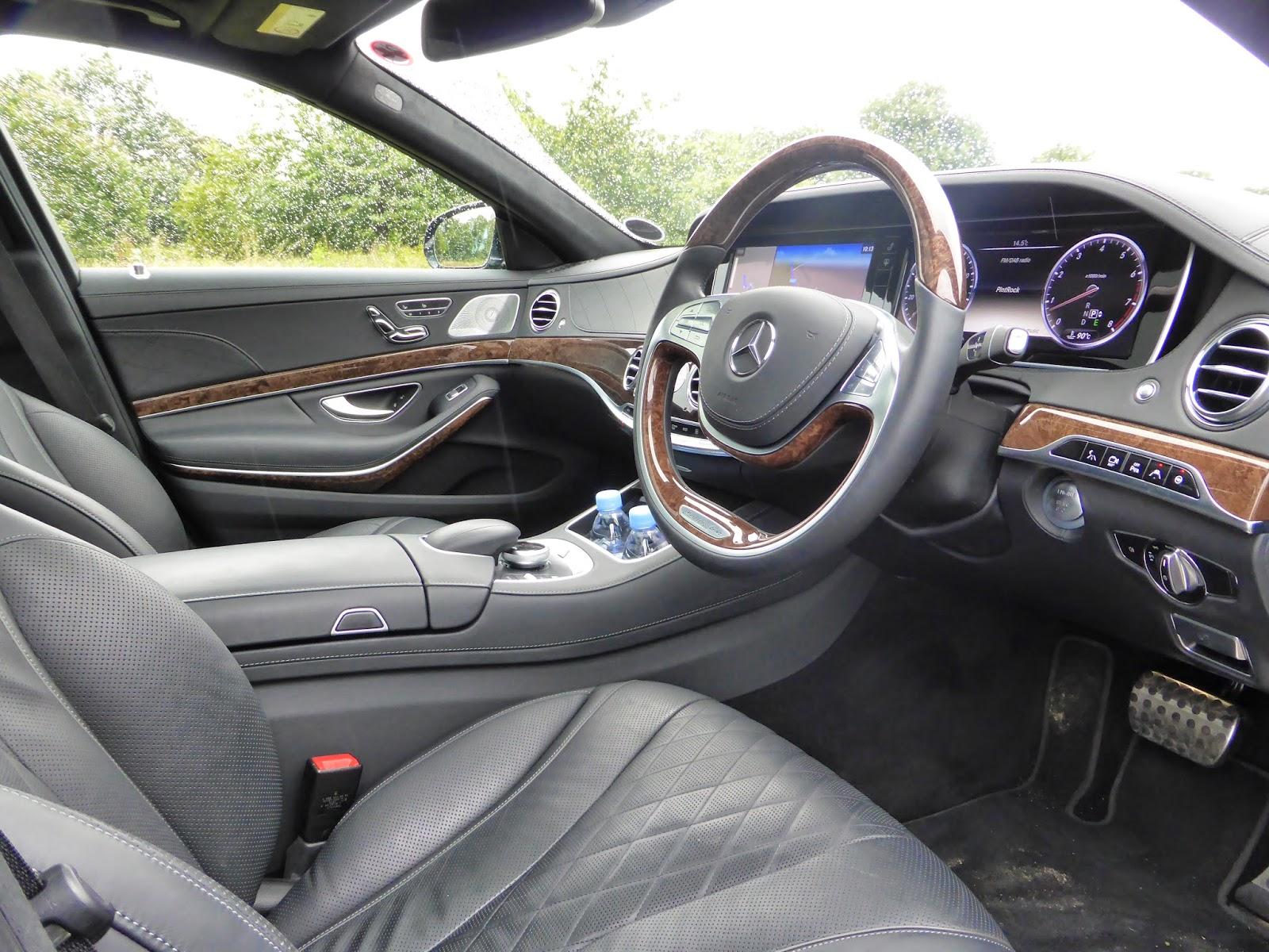 2014 Mercedes Benz S-Class W222