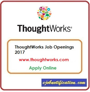 Visual Designer Openings at ThoughtWorks Jobs in Gurgaon Apply Online
