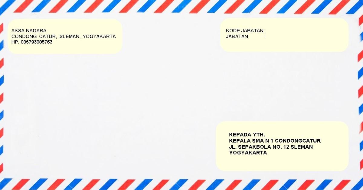 Contoh Surat Lamaran Jabatan - Syd Thomposon 2012
