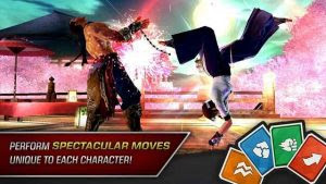 TEKKEN Apk Android Support All Region