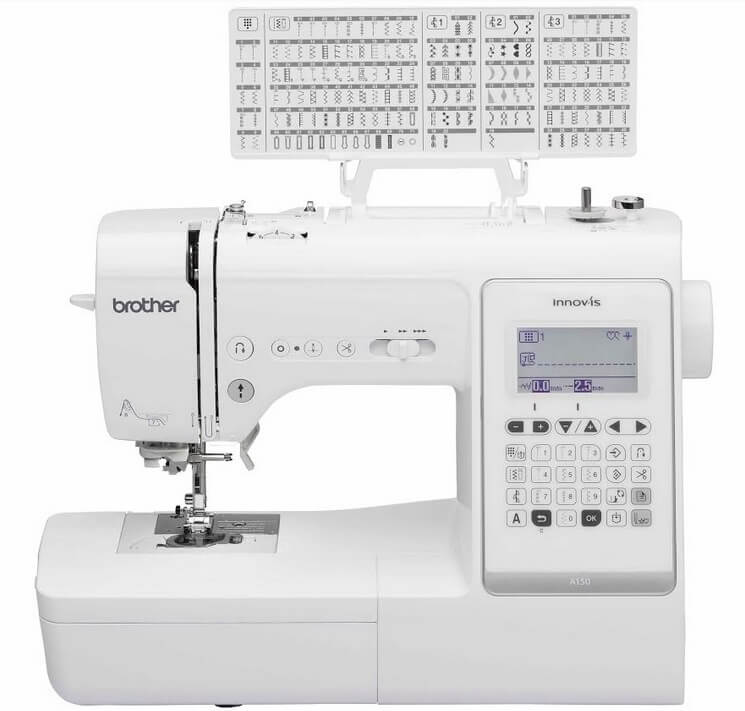 Brother Innov-is A150 Computerized Sewing Machine Unveiled for Only Php29,995