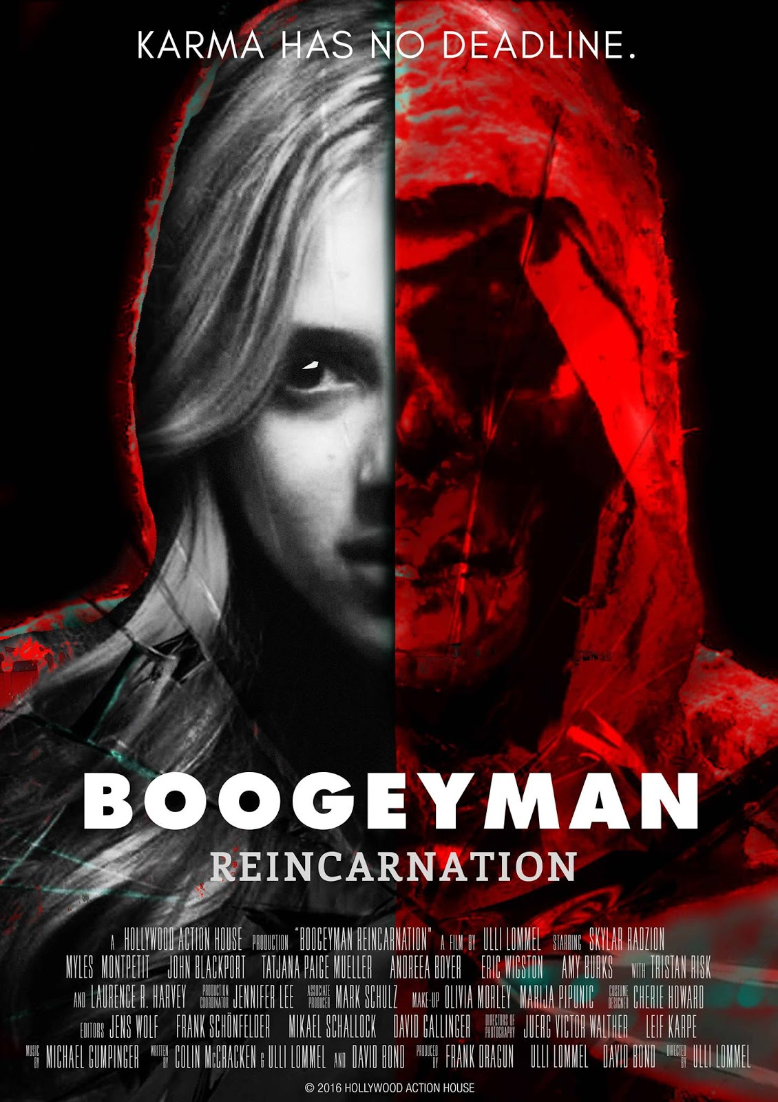 The Horrors of Halloween: BOOGEYMAN: REINCARNATION (2016) Trailer ...