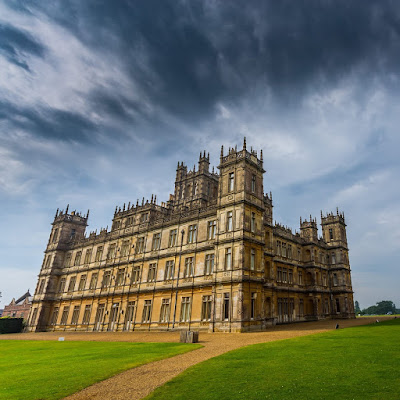Highclere Castle by Laurence Norah