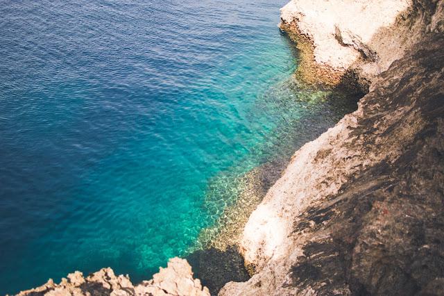 cape zanpa zampa yomitan okinawa japan cliffs water ocean