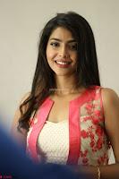 Aishwarya Lekshmi looks stunning in sleeveless deep neck gown with transparent Ethnic jacket ~  Exclusive Celebrities Galleries 018.JPG