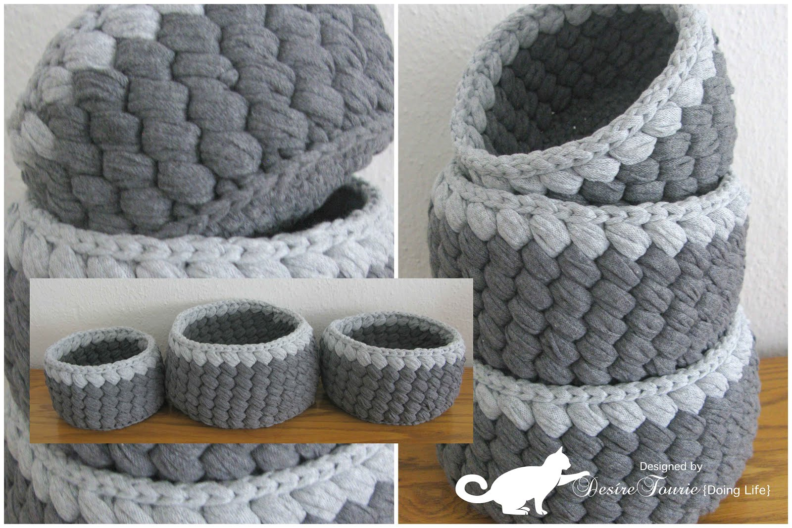 {DOING LIFE} CROCHET PROJECTS