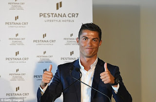 President of Madeira Miguel Albuquerque has confirmed the news Cristiano Ronaldo will be honoured for his performance at Euro 2016  Ronaldo helped Portugal win their first major international tournament  The airport in Funchal will be renamed 'Cristiano Ronaldo Airport'