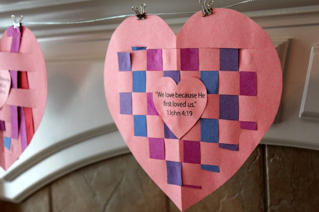 10 Valentine S Day Heart Art Projects For Kids True Aim