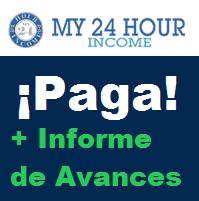 my 24 hour income español
