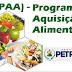 Agricultores cadastrados no PAA já podem agendar entrega de alimentos em Petrolina, PE