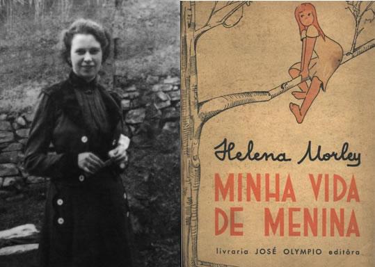 Resenha sobre o livro Minha vida de menina - Helena Morley