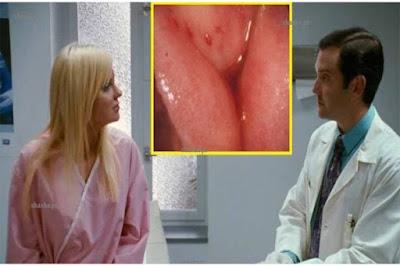 شعرت بألم رهيب أسفل بطنها فذهبت لطبيبها النسائي لتكتشف الكارثة! إحذري أن يصيبك مثل ما أصابها #شاهدي