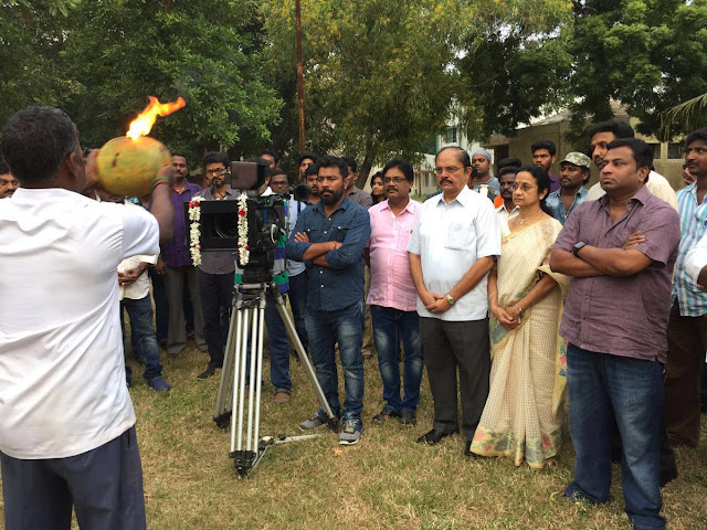 Vijay's Bairavaa shooting Completed Photos
