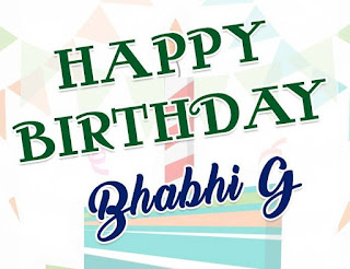Happy Birthday Wishes For Bhabhi / Pictures / Quotes / Cake Images