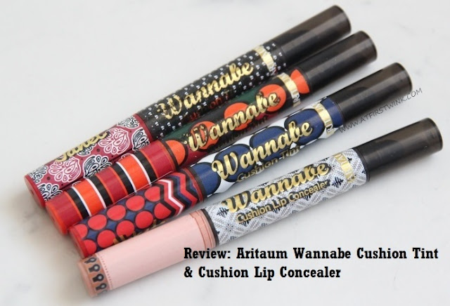 Aritaum Wannabe Cushion Tints review