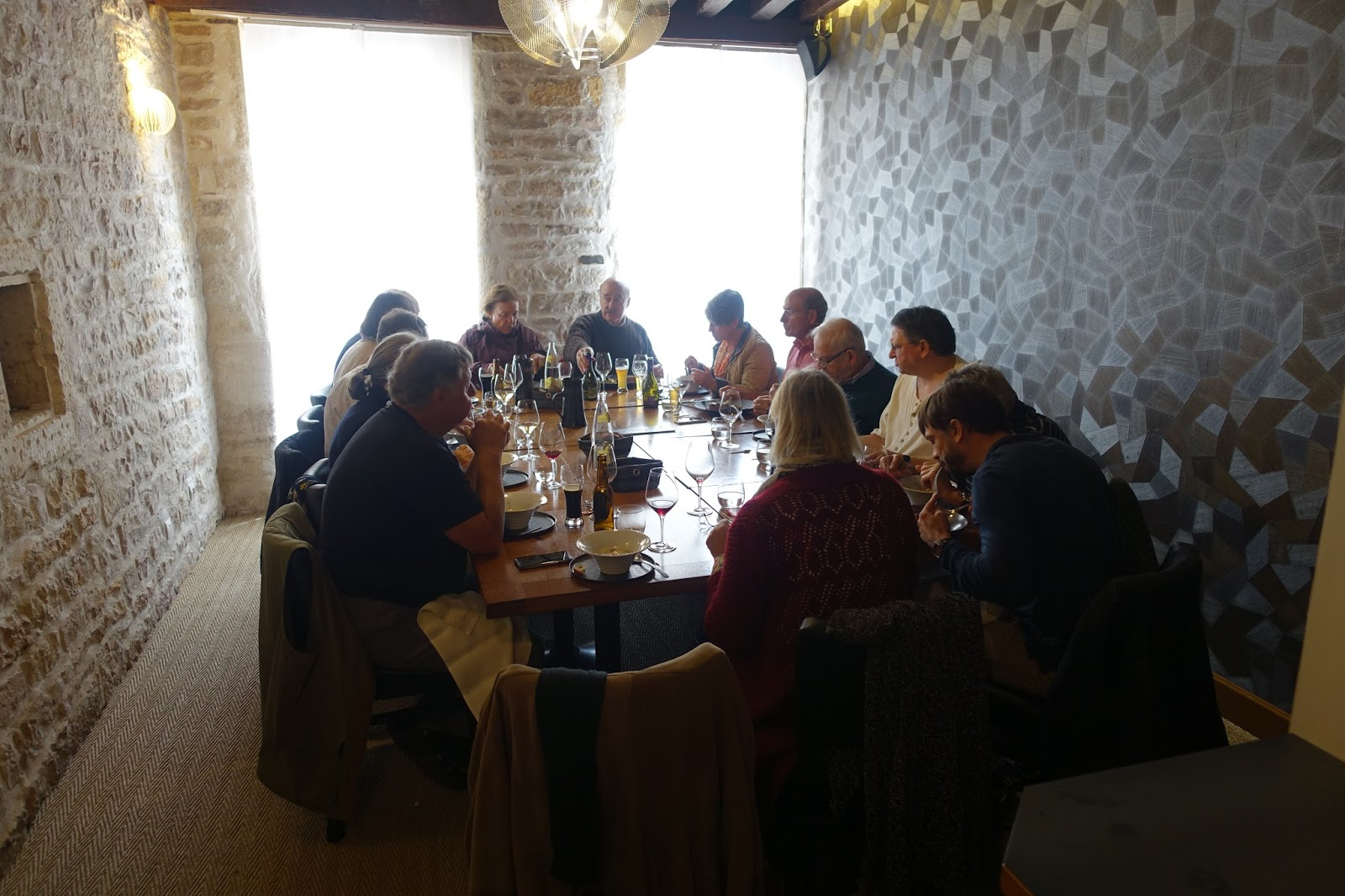 schiller-wine: lunch at restaurant la cabotte in nuits-saint