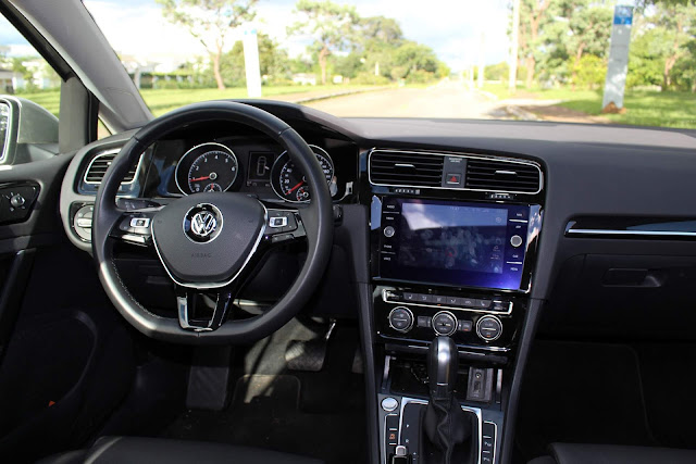 Volkswagen Golf Variant 2018 Highline - Interior