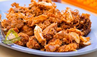 Resep Ayam Goreng Dengan Bumbu Bawang Beraroma Gurih