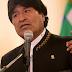 """Evo Morales: """"La OTAN es sinónimo de guerra, intervención y saqueo de recursos naturales''"""