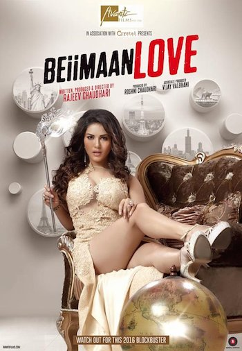 Beiimaan%2BLove%2B2016%2BFull%2BMovie - Beiimaan Love (2016) Full Hindi Movie  Download DVDSCR MP4 3GP Watch Online