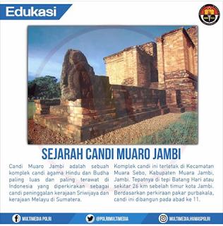 Sejarah Candi Muaro Jambi