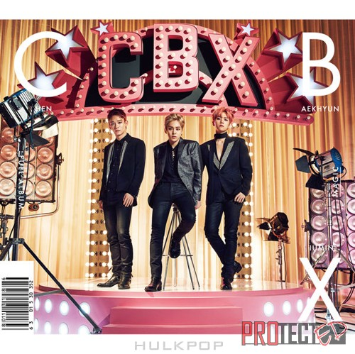 EXO-CBX – MAGIC -Japanese Ver.-