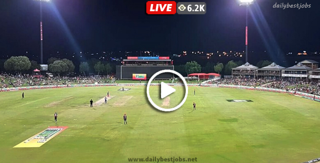 PAK Vs SA Live Streaming 3rd T20i Series Live Cricket Score, Pakistan Vs South Africa Live Score 2019