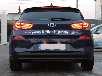 Hyundai i30 1.4 T-GDI Premiere Luxury
