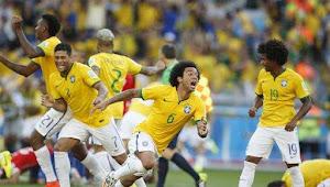 Prediksi Skor Brazil vs Belgia 7 Juli 2018