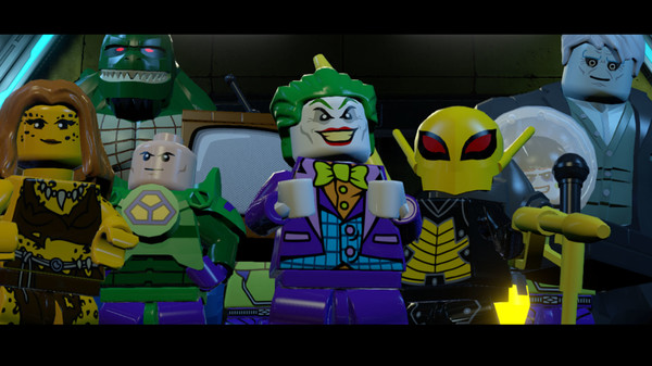 Lego Batman 3 Beyond Gotham Full Version