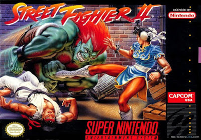 Download de Street Fighter 2 - SNES em Português