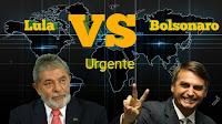 Resultado de imagem para brasil urgente lula presidente