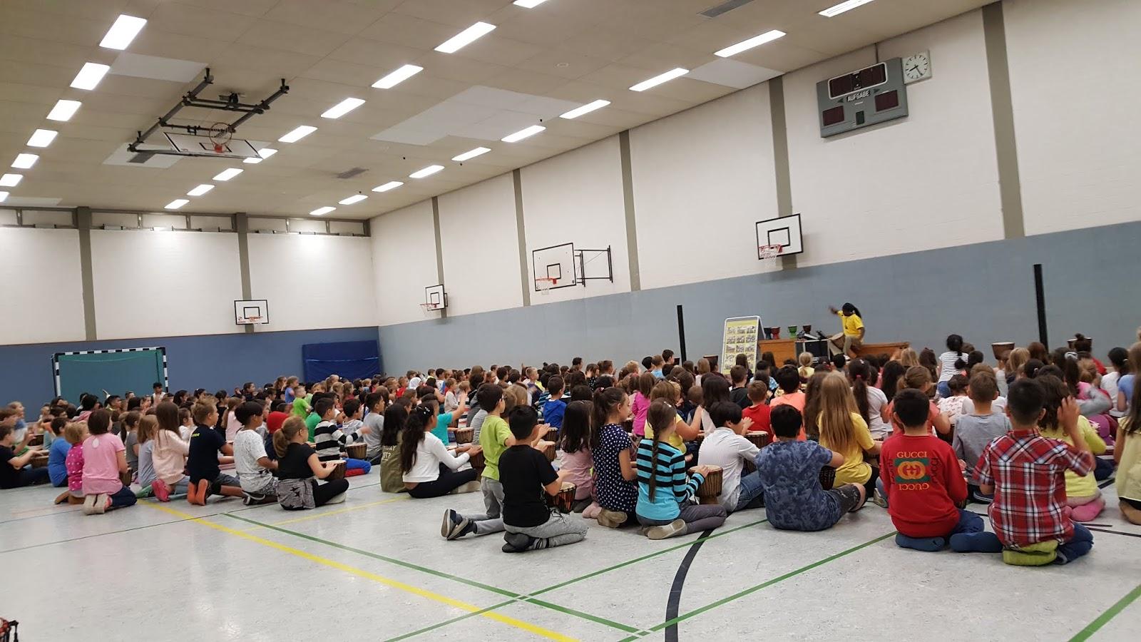 Grundschule Geweke: Feste/ Aktivitäten