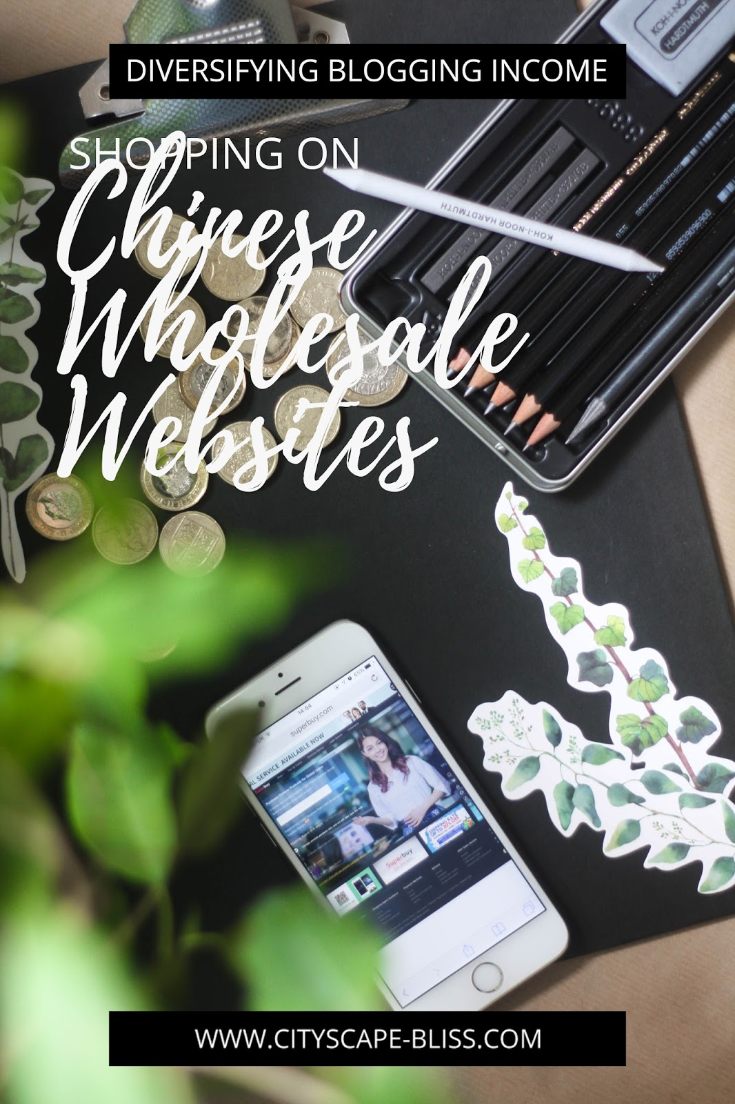 Diversifying blogging income: Shopping on Chinese wholesale websites