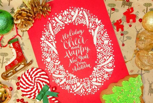 رسائل راس السنة الميلادية 2019 للحبيب والاهل | مسجات تهنئة الكريسماس بالعام الجديد