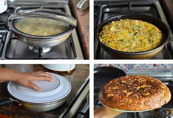 Resep Bukan Rahasia Telur Dadar Masakan Padang Wisata
