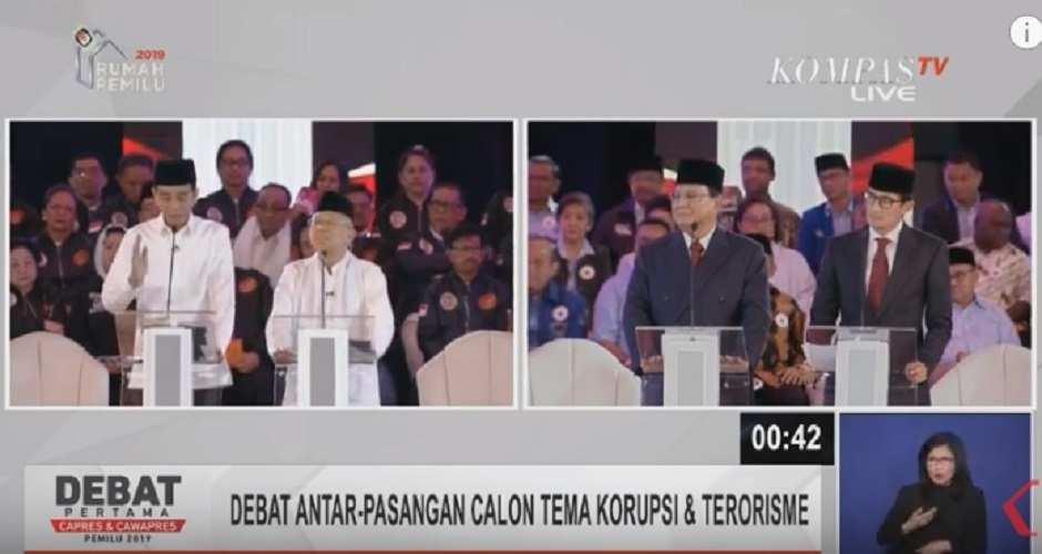 Geregetan Lihat Debat Capres, Ini Saran Ustadz Haikal Hassan KO Jokowi