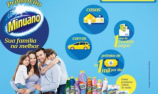 Promoção Minuano  Sua Família Melhor