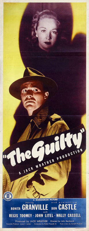 Film Noir of the Week: The Guilty (1947)