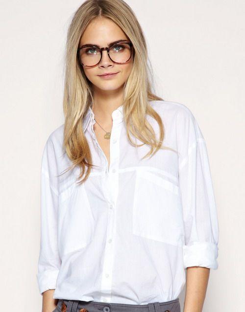 5 moduri de a purta o cămaşă albă