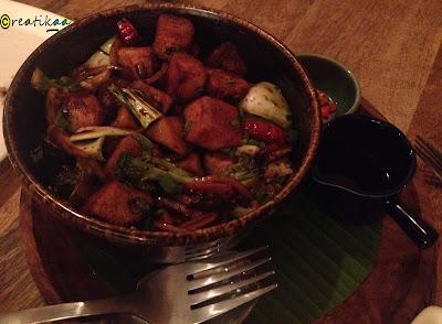 tofu sticky rice mamagoto chennai