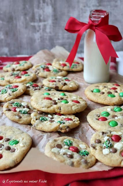 Santa´s Cookies | Backen | Kekse | Weihnachten | Plätzchen | Rezept