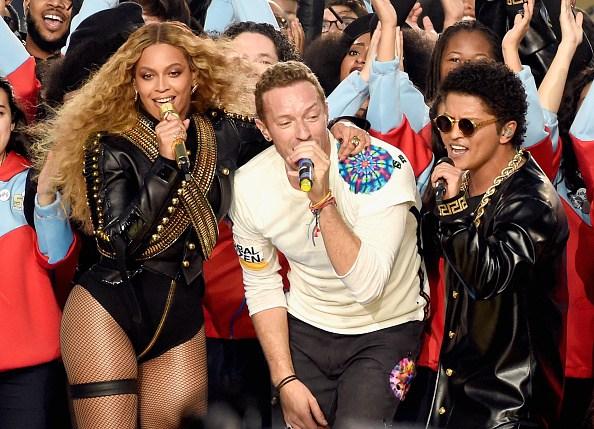 Bruno Mars habla de su presentación con Beyoncé en el Super Bowl