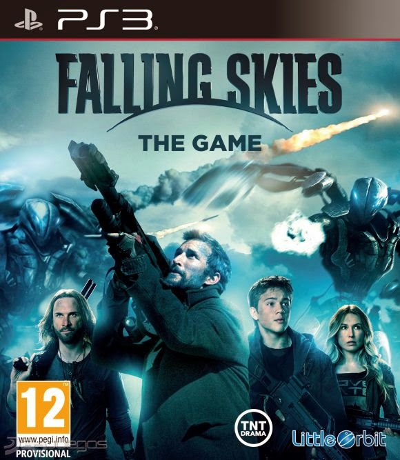 Falling Skies The Game PS3 free download full version