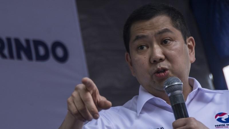 Hary Tanoe, Ketua Umum DPP Partai Perindo