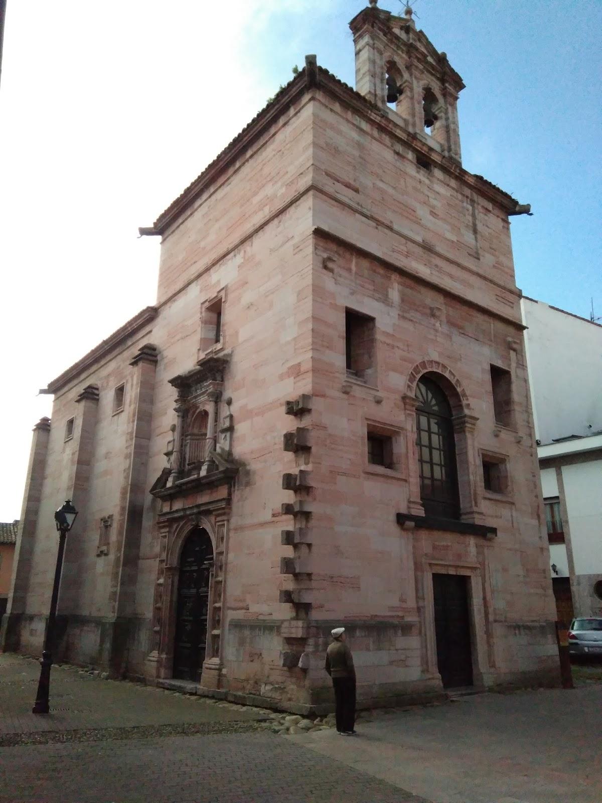 Patrimonio arquitect nico de asturias capilla de los - Arquitectos en gijon ...