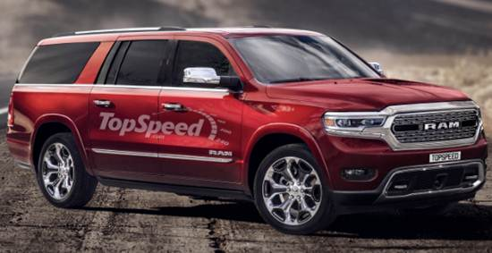 2020 Dodge Ramcharger Price, Release Date, Specs