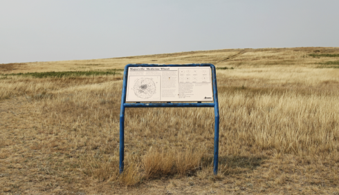 Majorville Medicine Wheel Alberta